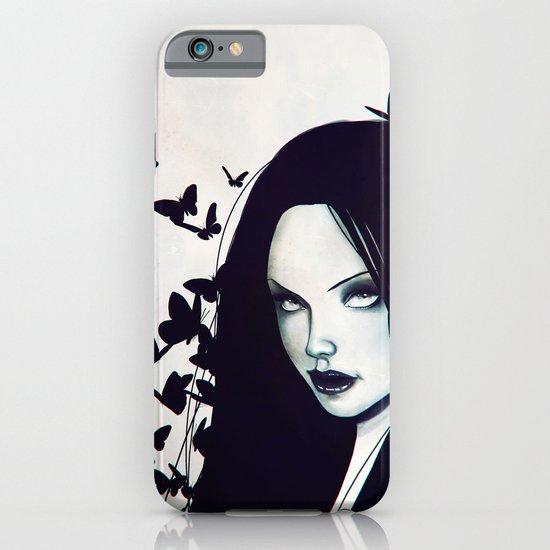 Butterflies iPhone & iPod Case
