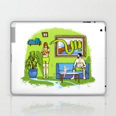 Not The Garden Of Eden Laptop & iPad Skin
