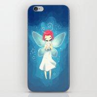 Tooth Fairy iPhone & iPod Skin