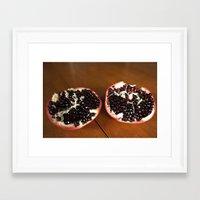 Pom Poms! Framed Art Print