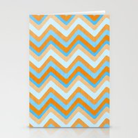 Something Fishy Waves. Stationery Cards