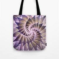 Round and Round. Tote Bag