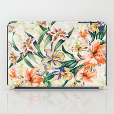 RPE Seamless Floral III iPad Case
