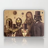 Victorian Wars (square F… Laptop & iPad Skin
