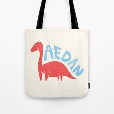 Aedanosaurus Tote Bag