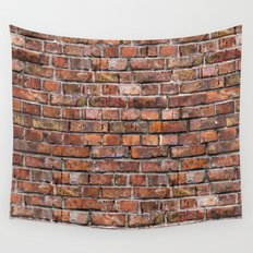 Brick Wall Wall Tapestry