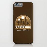 Droid Bar iPhone 6 Slim Case