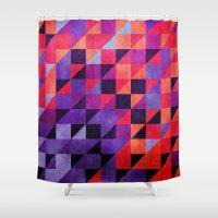GEO3077 Shower Curtain