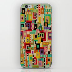 the south end iPhone & iPod Skin