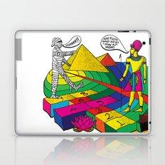 The mummy returns!  Laptop & iPad Skin