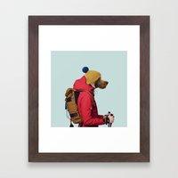 Polaroid N°8 Framed Art Print