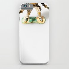 The Little Cowboy, standing iPhone 6 Slim Case