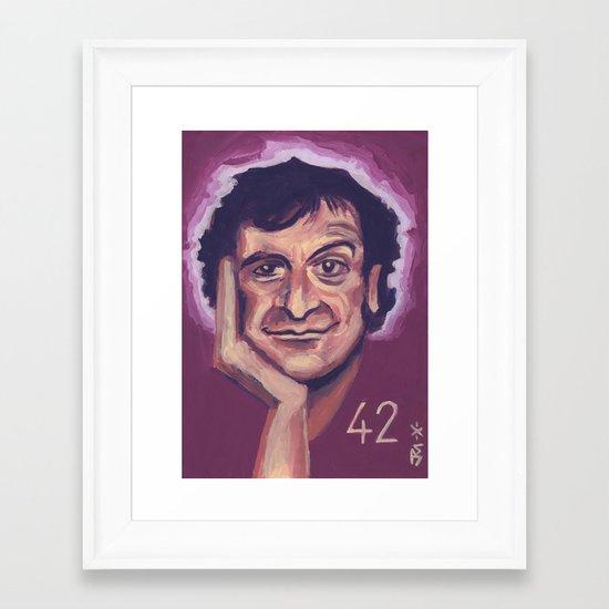Douglas Framed Art Print