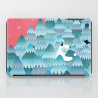 Tree Hugger iPad Case