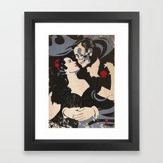 Last Caress Framed Art Print