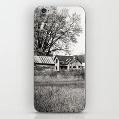 Rustic Rural iPhone & iPod Skin