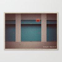 Breaking Bad - Gliding O… Canvas Print