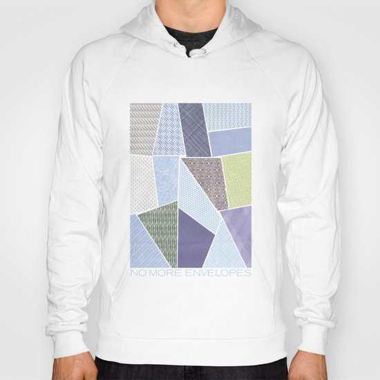 envelope series - 15 envelopes Hoody