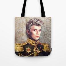 Lieutenant Bowie Tote Bag
