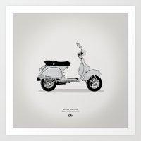 Icons 006 Art Print