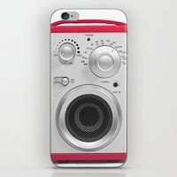 Vintage Radio iPhone & iPod Skin