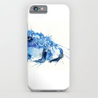 I Feel Blue iPhone 6 Slim Case