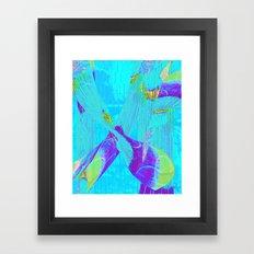 Fringe Benefits Framed Art Print