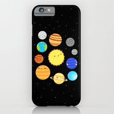 The Solar System iPhone 6 Slim Case