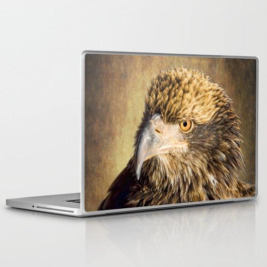 Fine Feathered Friend Laptop & iPad Skin