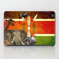 Safari iPad Case