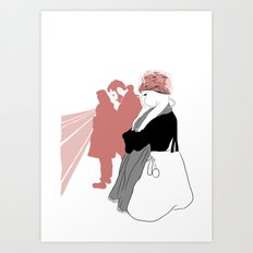 Soble Art Print