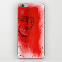 German Soldier from WW2 iPhone & iPod Skin