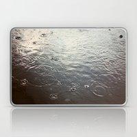 Raindrop #1 Laptop & iPad Skin