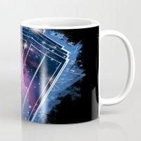 Time, Space, and Graffiti  Mug
