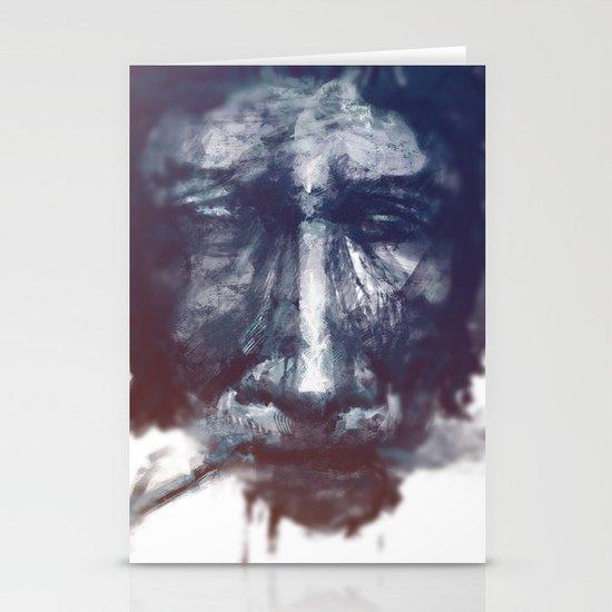 Smoke Stationery Card
