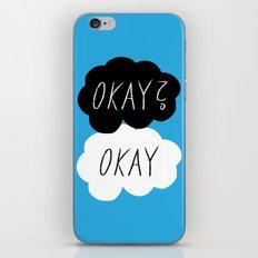 Okay? Okay iPhone & iPod Skin