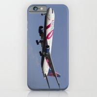Delta Airlines Boeing 767 iPhone 6 Slim Case