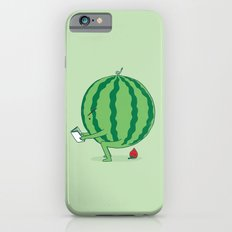 The Making of Strawberry iPhone 6 Slim Case