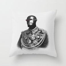 General Electric Throw Pillow