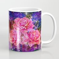 Roses With Sparkles And … Mug