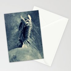 HORSE - CROSS/PROCESS Stationery Cards