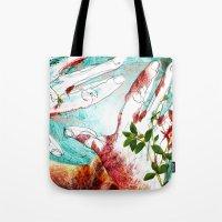 create! Tote Bag