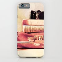 iPhone & iPod Case featuring Still Life With Portmanteau by monography