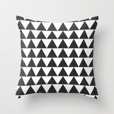 Maybe this is triangles  Throw Pillow