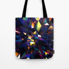 Low Iris Poly Tote Bag