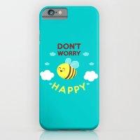 Buzzing life! iPhone 6 Slim Case