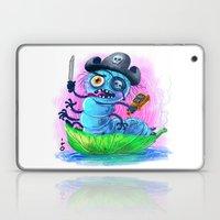 Pirate Worm Laptop & iPad Skin