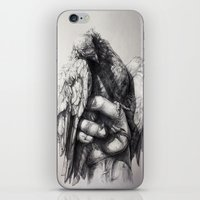 Hand of Freedom iPhone & iPod Skin