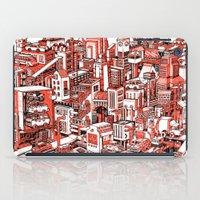 City Machine iPad Case