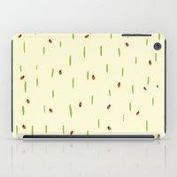 Ladybird Invasion iPad Case
